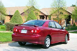 First Drive: 2005 Toyota Corolla and Matrix first drives