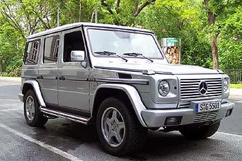 2005 Mercedes-Benz G 55 AMG Kompressor