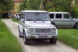 2005 Mercedes-Benz G 55 AMG