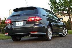 2005 Mazda6 Sport Wagon