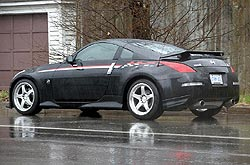 2005 NISMO-equipped Nissan 350Z