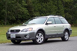 2005 Subaru Outback 2.5XT