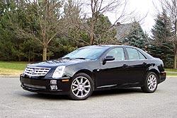 2005 Cadillac STS V-8