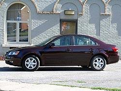 2006 Hyundai Sonata GL V6