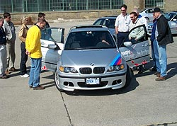BMW Advanced Driver Training