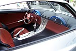 Chrysler Crossfire concept interior