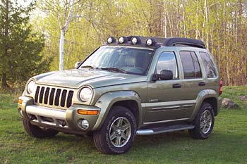 test drive 2004 jeep liberty renegade. Black Bedroom Furniture Sets. Home Design Ideas