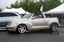 Chrysler PT Cruiser convertible concept