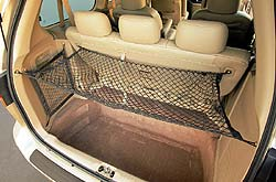 2002 Honda Odyssey EX with leather