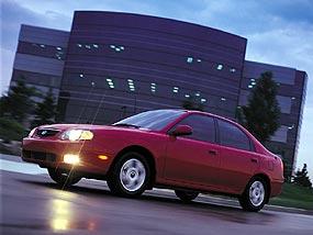 2002 Kia Spectra LS