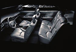 2003 Buick Regal interior