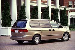 1999 Honda Odyssey LX