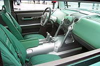 Jeep Willys2 interior