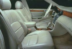 Cadillac DeVille interior