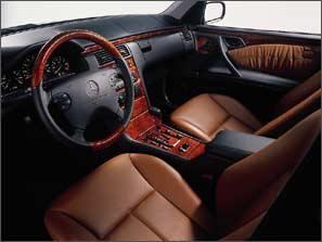 2000 Mercedes-Benz E430