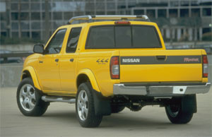 Exceptional 2000 Nissan Frontier Crew Cab