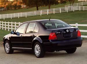 2000 VW Jetta 1.8T