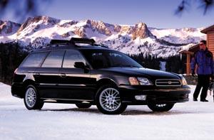 2000 Legacy GT Wagon