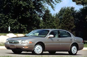 Test Drive: 2000 Buick LeSabre car test drives buick