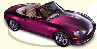 2000 Mazda Miata Special Edition