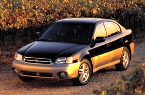 2000 Subaru Outback Sedan