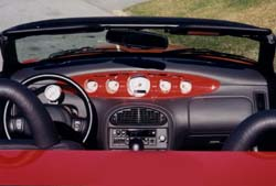 2000 Plymouth Prowler Interior