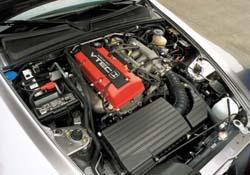 2.0 litre DOHC 16 valve VTEC four