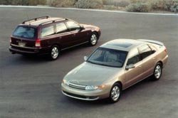2000 Satrun LS and LW