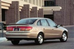 2000 Saturn LS