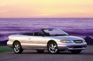 2000 Chrysler Sebring convertible