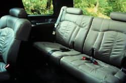 2000 Chevrolet Tahoe 3rd Seat