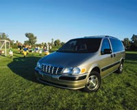 2000 Chevrolet Venture Warner Bros. Edition