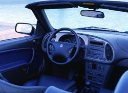 2000 Saab 9-3 Viggen