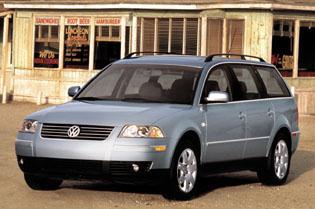 2001.5 VW Passat GLX V6 4Motion