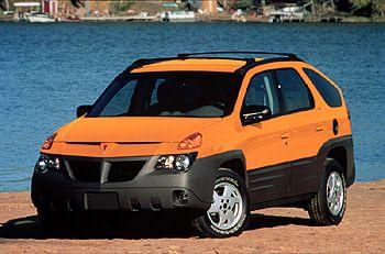 2001 Pontiac Aztek GT AWD