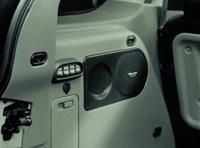 2001 Pontiac Aztek rear speaker