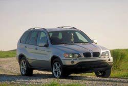 2001 BMW X5 3.0i