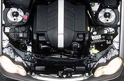2001 Mercedes-Benz C-Class V6