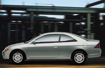 test drive  honda civic coupe  autosca