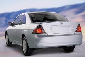 2001 Honda Civic Coupe Si