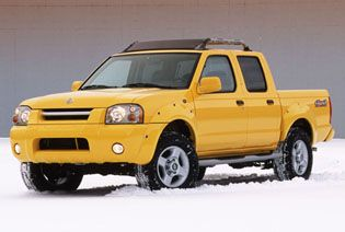 Test Drive: 2001 Nissan Frontier Crew Cab SC V6 trucks car test drives nissan