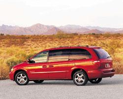 2001 Dodge Grand Caravan ES