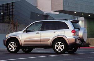 Wonderful 2001 Toyota RAV4