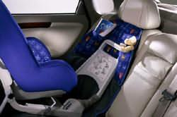 2001 Volvo S40 childseat