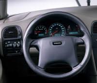 2001 Volvo S40 instruments