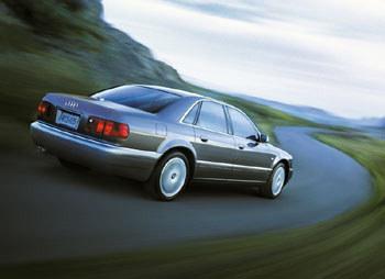 2001 Audi S8