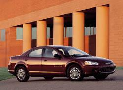 Test Drive: 2001 Chrysler Sebring sedan car test drives chrysler