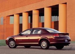 Test Drive: 2001 Chrysler Sebring sedan car test drives chrysler