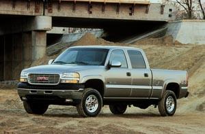 2001 GMC Sierra