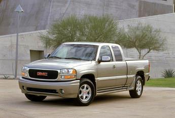 2001 GMC Sierra C3
